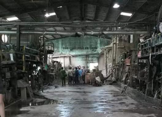 Vụ người nhà mang thi thể công nhân đến vây nhà máy đòi làm rõ: Hé lộ nguyên nhân tử vong - Ảnh 2