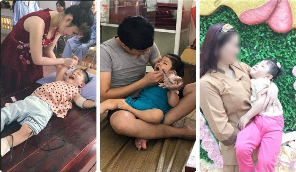 Hình ảnh mới nhất của bé gái suy dinh dưỡng ở Lào Cai: Bụ bẫm, đáng yêu khiến nhiều người vui lây - Ảnh 4