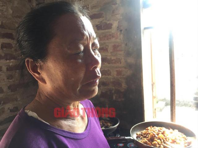 Mẹ tài xế container Lê Ngọc Hoàng khóc ngất kể chuyện con tự tử - Ảnh 4