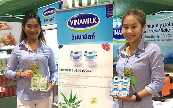 Sản phẩm sữa các loại của Vinamilk ra mắt người tiêu dùng trung quốc tại hội chợ nhập khẩu quốc tế Trung Quốc lần thứ nhất (CIIE 2018) tại Thượng Hải - Ảnh 3