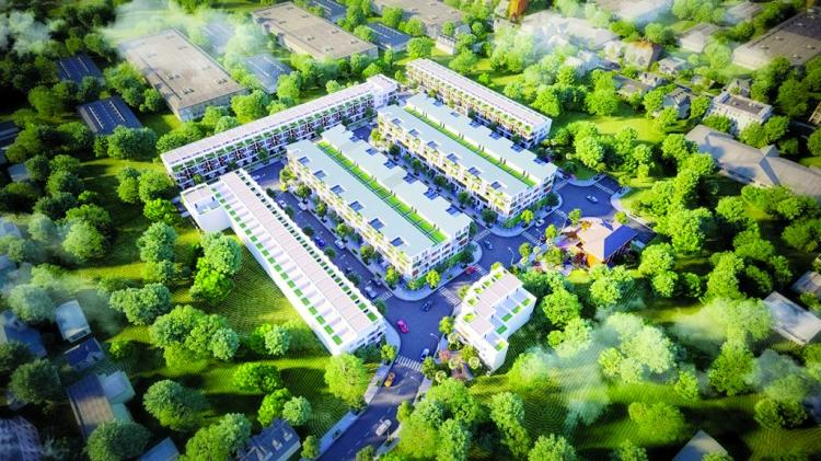 Cát Tường Real Estate ung dung bán dự án Thiên Phúc Residence khi chưa có giấy phép - Ảnh 1