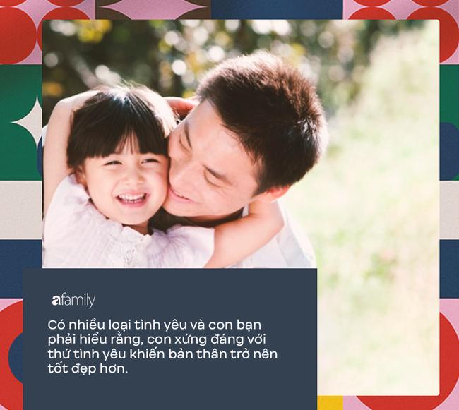 10 điều bố mẹ nên dạy con cái về tình yêu: Chỉ khi biết sớm những điều này, cuộc sống mới trở nên hạnh phúc - Ảnh 10