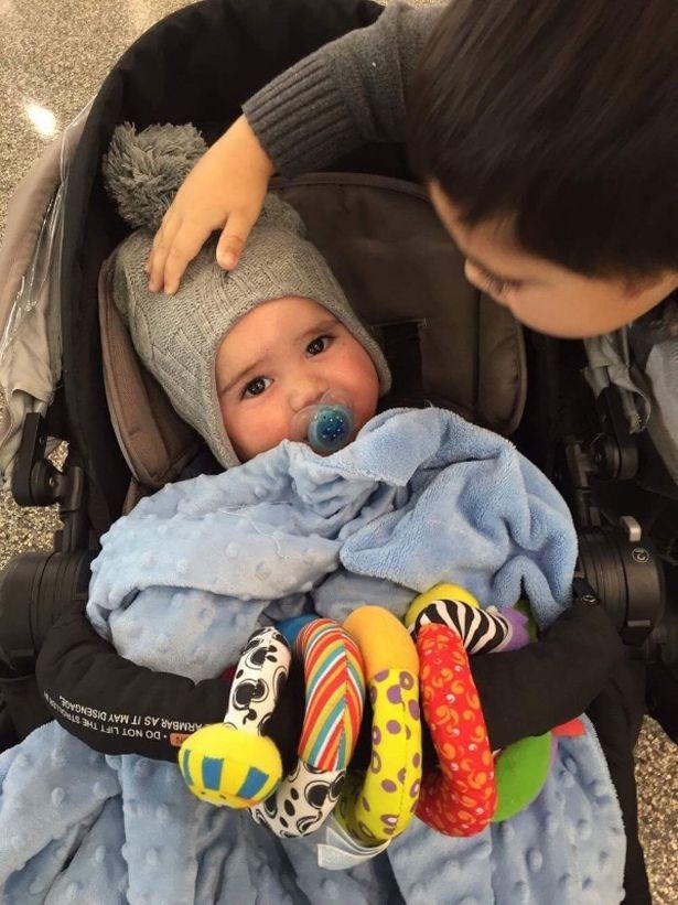 Bác sĩ chẩn đoán nhầm là sốt mọc răng, bé trai 7 tháng tuổi tử vong sau 3 ngày vì viêm màng não mô cầu - Ảnh 1