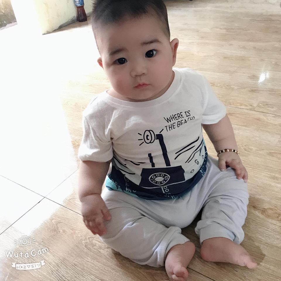 Con mới 9 tháng tuổi đã nặng 14kg, khi được hỏi bí quyết nuôi con, mẹ trẻ tiết lộ điều khó tin - Ảnh 7
