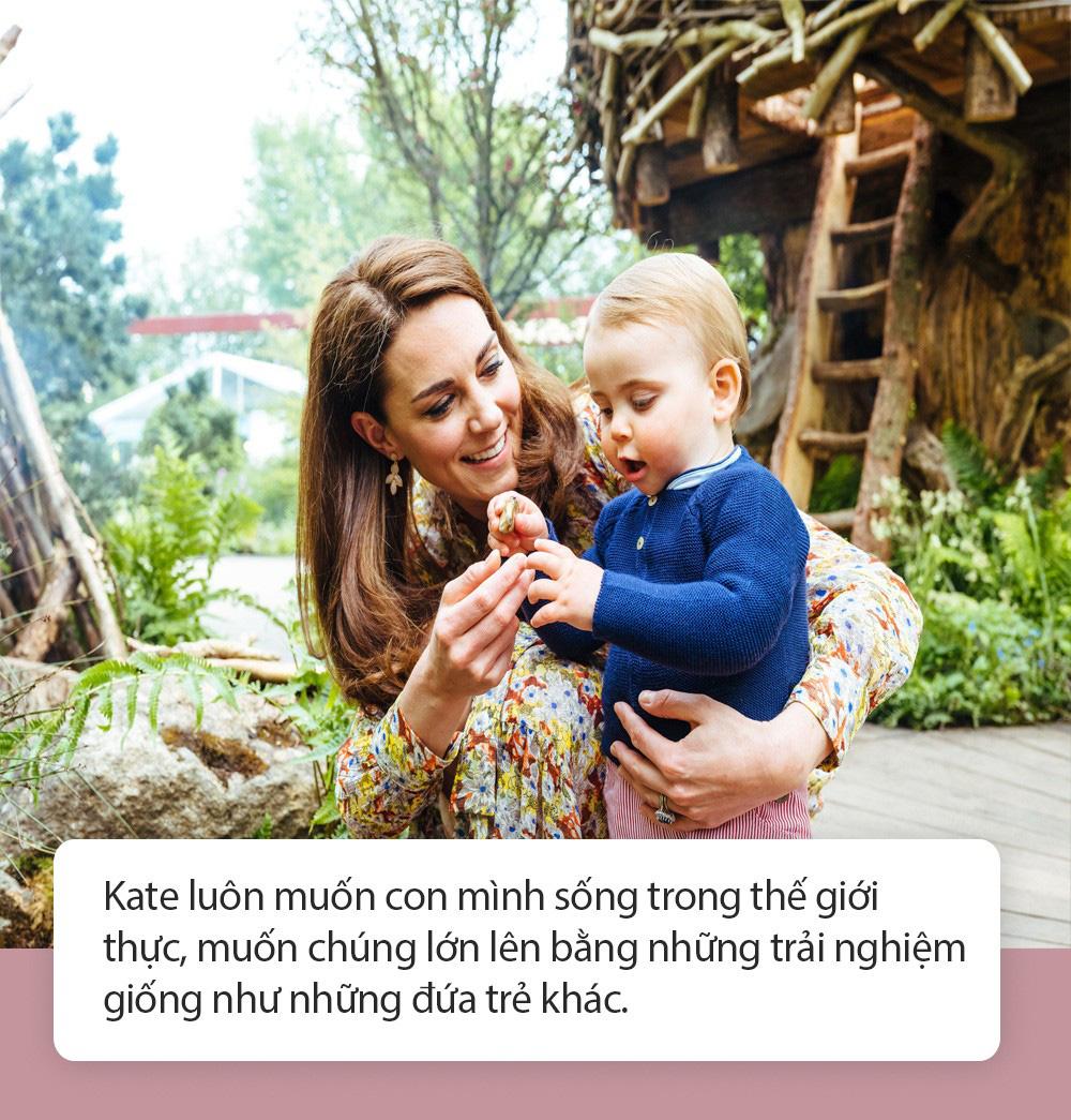 Hóa ra chìa khóa nuôi dạy con của Công nương Kate Middleton bắt nguồn từ chính thời thơ ấu của cô - Ảnh 2