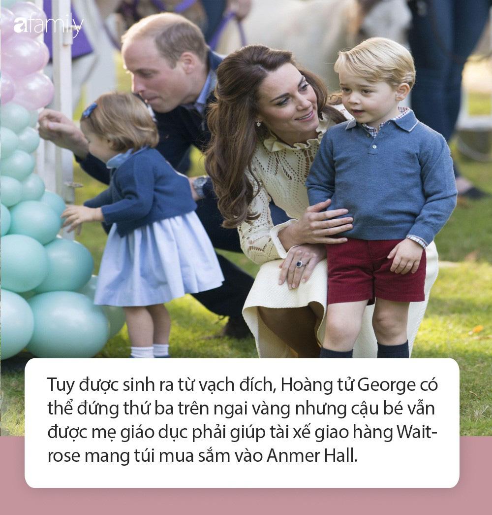 Hóa ra chìa khóa nuôi dạy con của Công nương Kate Middleton bắt nguồn từ chính thời thơ ấu của cô - Ảnh 4