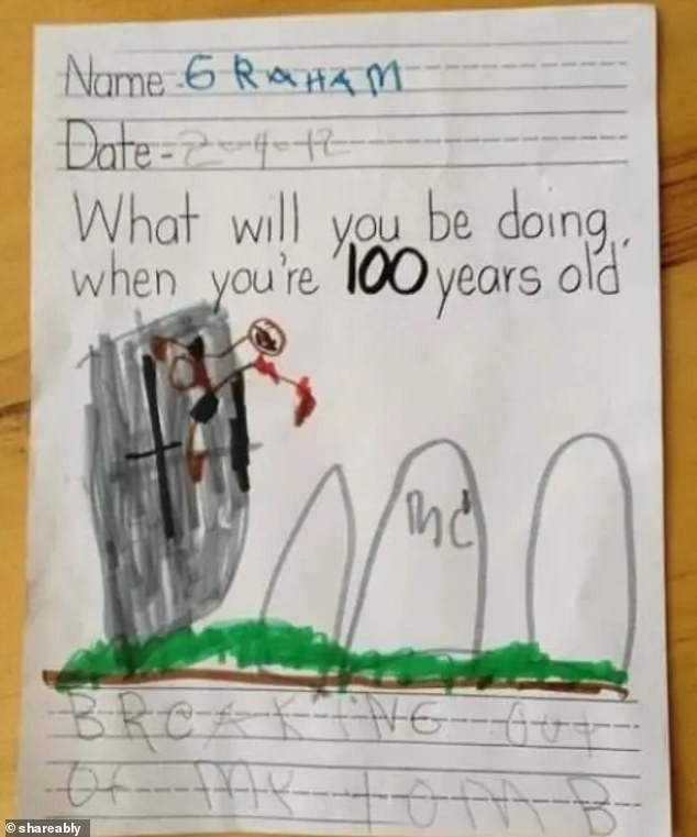 Hỏi con lớn lên muốn làm gì, bố mẹ choáng váng khi nghe trẻ kể ước mơ của mình - Ảnh 6
