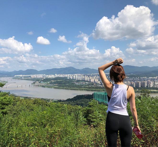 Lịch trình tập luyện giúp gái xinh Hàn Quốc giảm ngay 5kg, bạn cũng có thể học theo - Ảnh 4