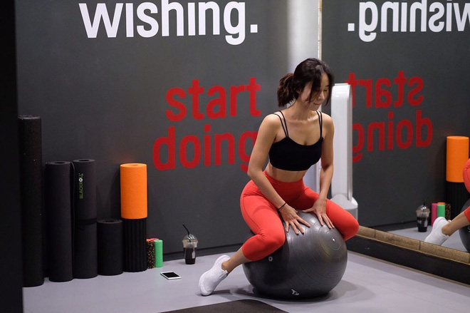 Lịch trình tập luyện giúp gái xinh Hàn Quốc giảm ngay 5kg, bạn cũng có thể học theo - Ảnh 7