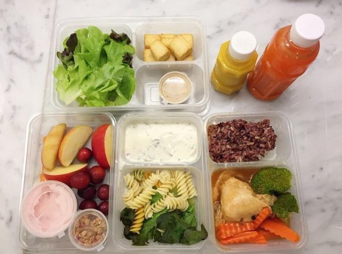 Mỹ nhân Thái giảm 20 kg không cần nhịn ăn - Ảnh 4