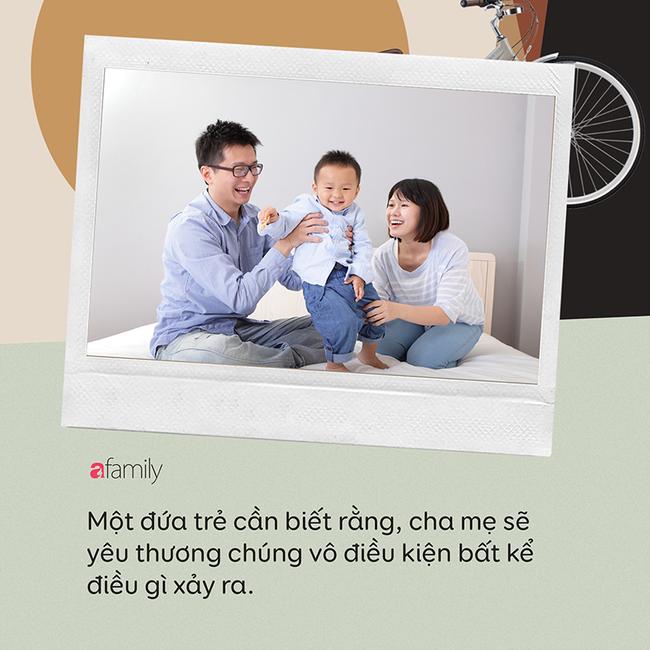 Nếu làm đủ 10 điều này cho con thì xin chúc mừng, bạn chính là một bậc cha mẹ tốt - Ảnh 10