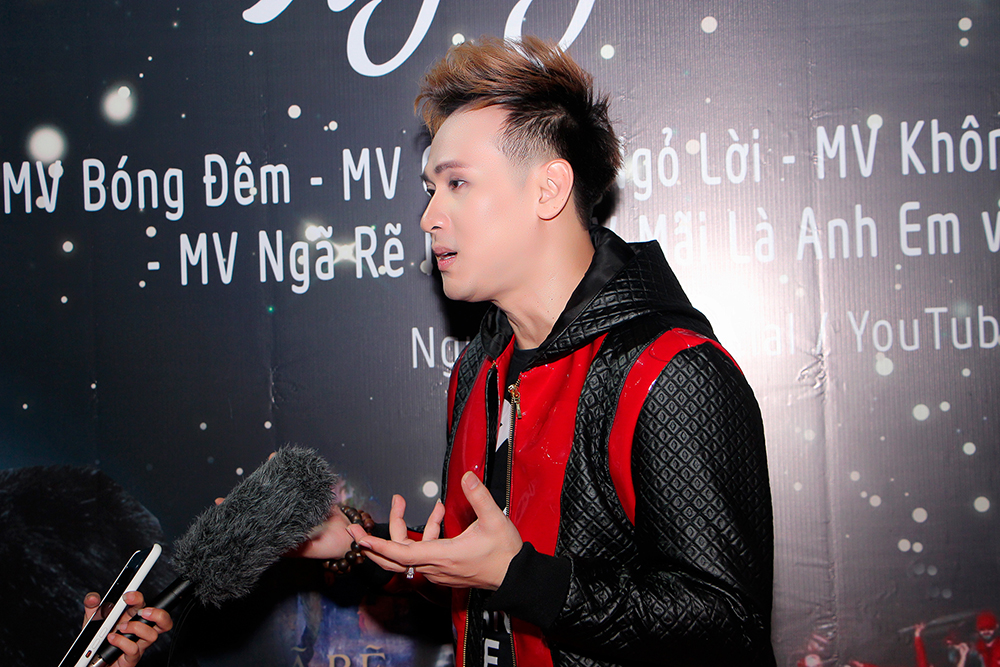 Ca sĩ Nguyên Vũ chi tiền tỷ cho dự án '1 tháng 1 MV' - Ảnh 2
