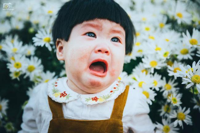 Nhiếp ảnh gia tiết lộ hậu trường đầy bất ngờ phía sau bức ảnh bé gái 'thèm uống sữa mà mẹ cứ bắt đi chụp cúc họa mi' - Ảnh 5