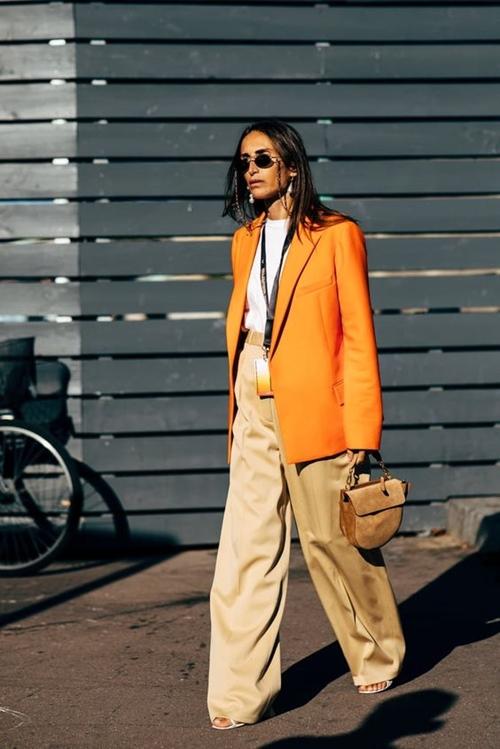4 chiếc blazer giúp nữ công sở mặc đẹp cả năm - Ảnh 10
