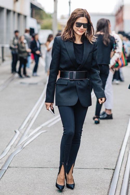 4 chiếc blazer giúp nữ công sở mặc đẹp cả năm - Ảnh 3