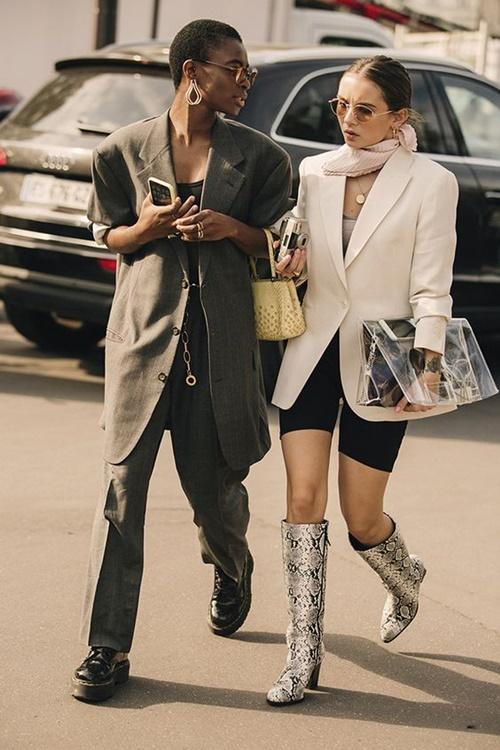 4 chiếc blazer giúp nữ công sở mặc đẹp cả năm - Ảnh 7
