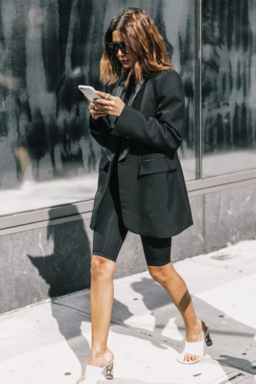 4 chiếc blazer giúp nữ công sở mặc đẹp cả năm - Ảnh 8