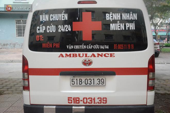 Chuyện về người phụ nữ bỏ tiền mua xe cứu thương và người đàn ông vượt gần 2.000 cây số ra Hà Nội làm tài xế miễn phí cho bệnh nhân nghèo - Ảnh 4