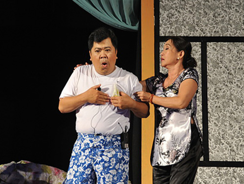 Ông bầu Sân khấu kịch Sài Gòn đột ngột qua đời ở tuổi 53 - Ảnh 3