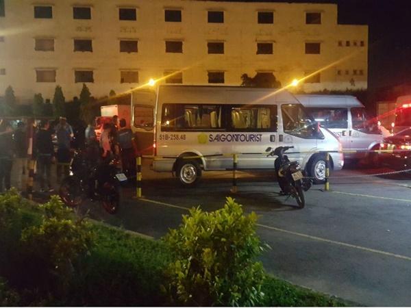 Thi thể 3 du khách vụ đánh bom ở Ai Cập được đưa về nước - Ảnh 1