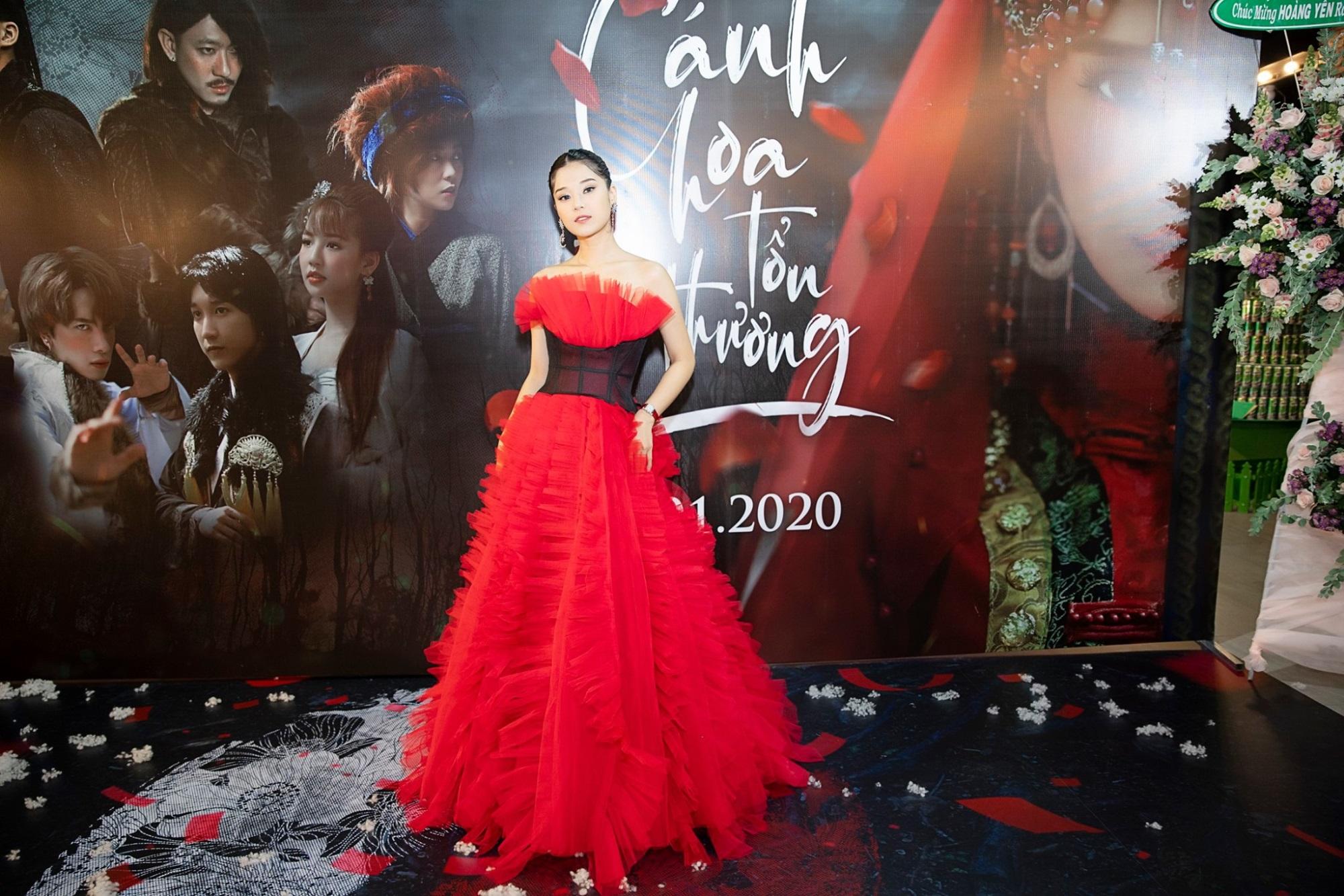 Hoàng Yến Chibi quyết định bán nhà làm MV cổ trang 'Cánh hoa tổn thương' - Ảnh 2
