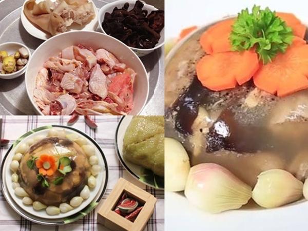 Mẹo chế biến thịt gà kho đông hương vị ngày Tết - Ảnh 4