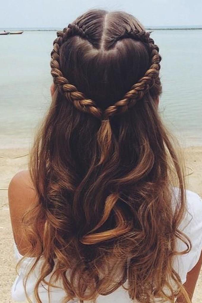 8 cách tạo kiểu đẹp cho nàng tóc dài trong ngày đầu năm mới - Ảnh 8