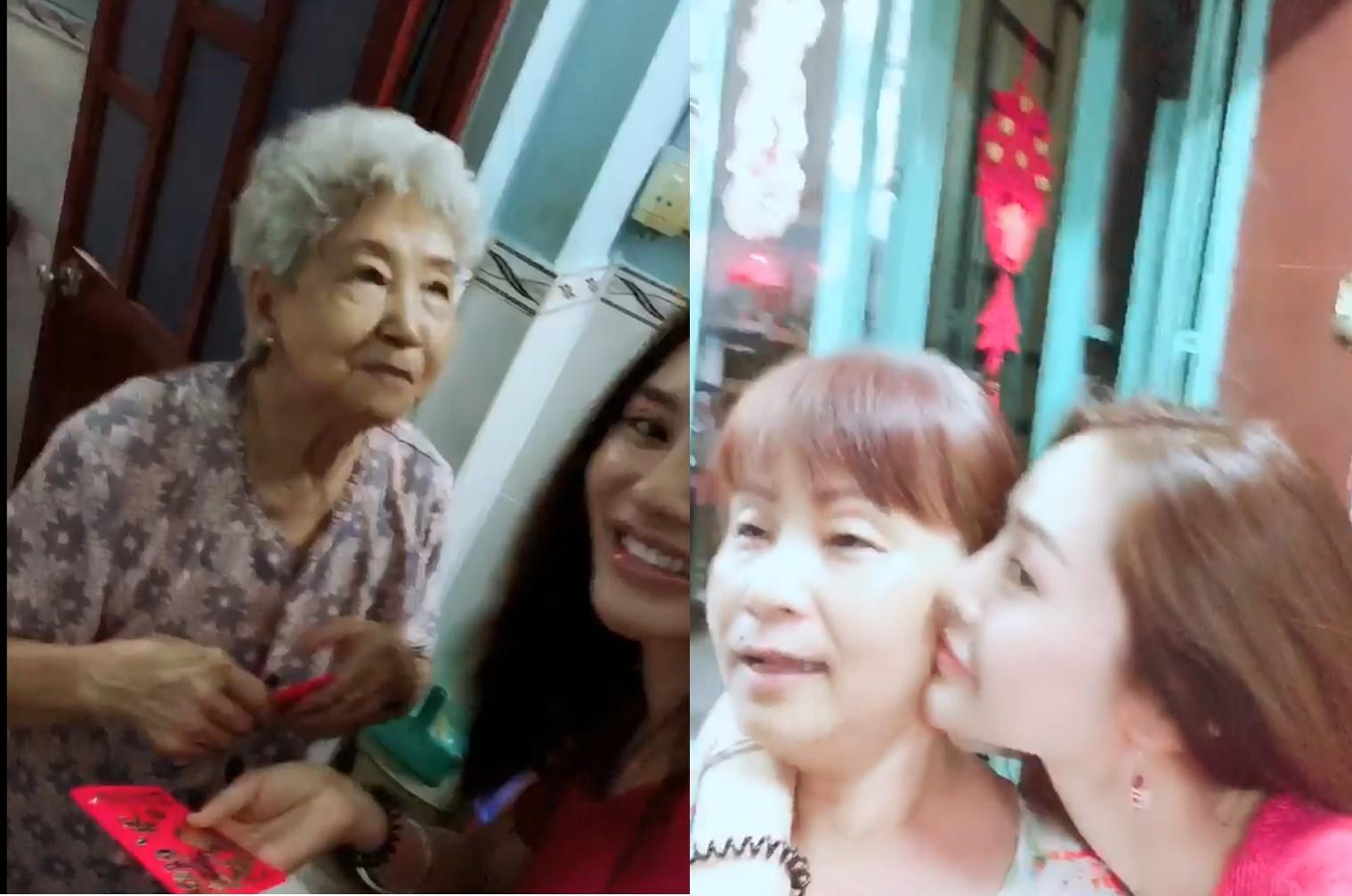 Chưa đám cưới chính thức, Linh Chi đã ăn tết nhà Lâm Vinh Hải - Ảnh 3