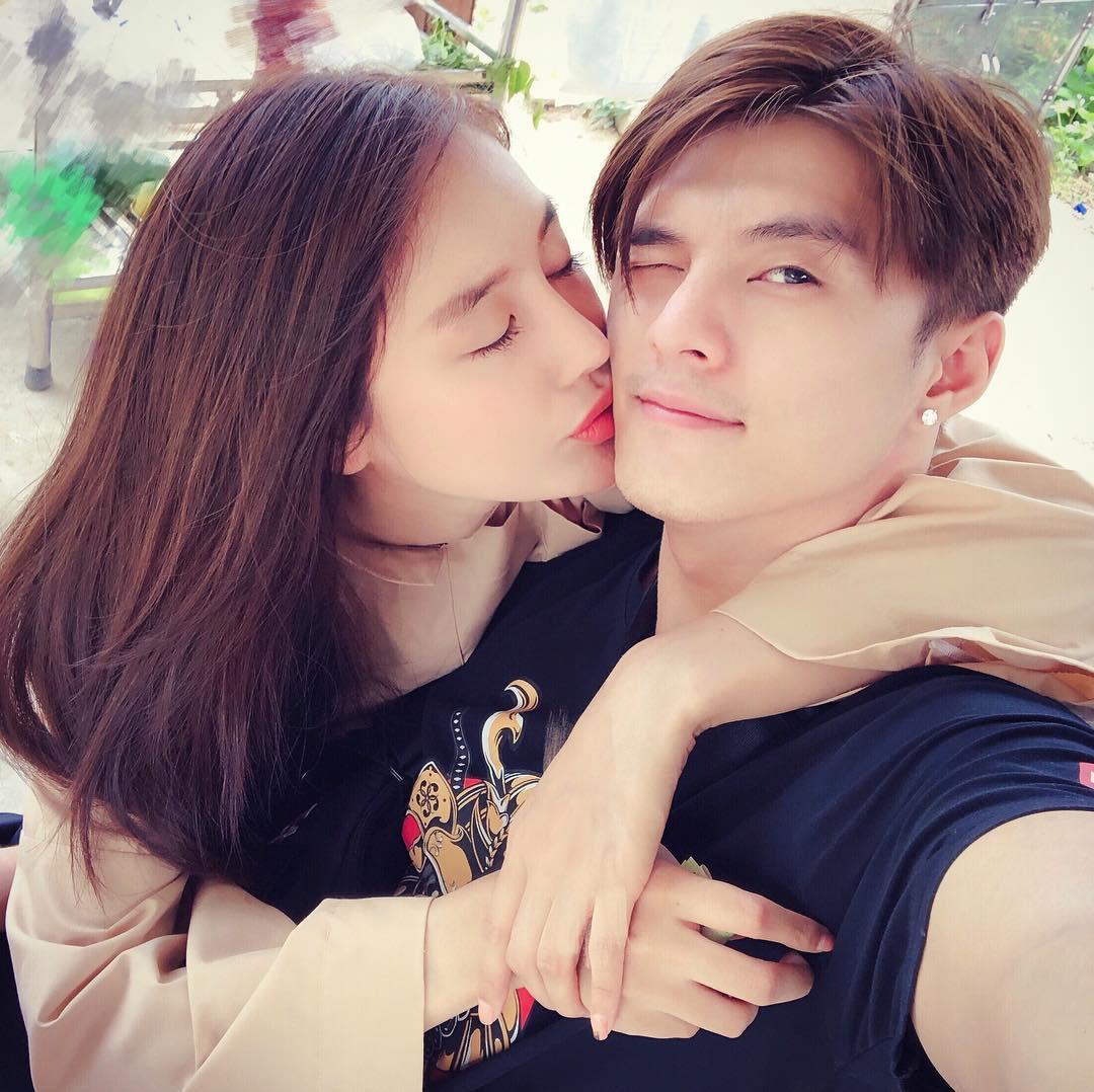 Chưa đám cưới chính thức, Linh Chi đã ăn tết nhà Lâm Vinh Hải - Ảnh 4