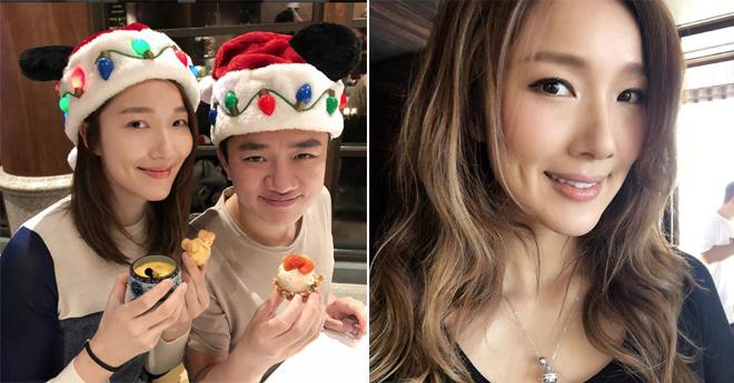 Da đẹp không cần photoshop của các mỹ nhân Hong Kong - Ảnh 6