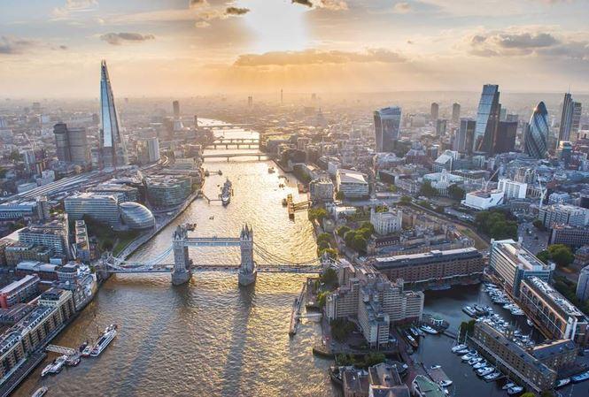 Giá nhà đất ở London đang lao dốc - Ảnh 1
