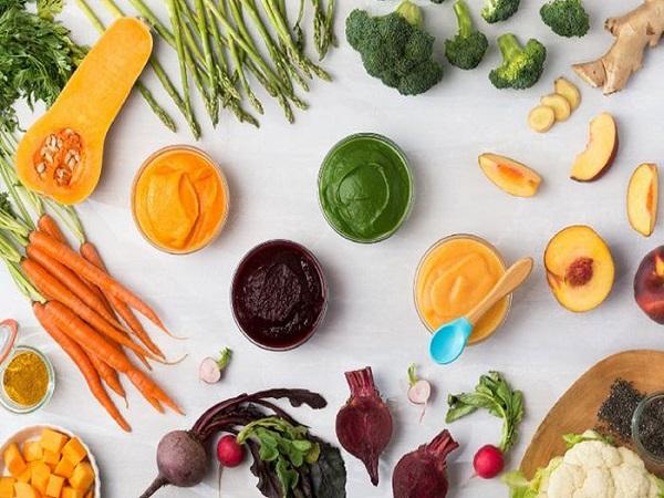 Cách nấu cháo cho bé ăn dặm 6 tháng: Những điều cha mẹ nên biết giúp con nhanh tăng cân - Ảnh 1