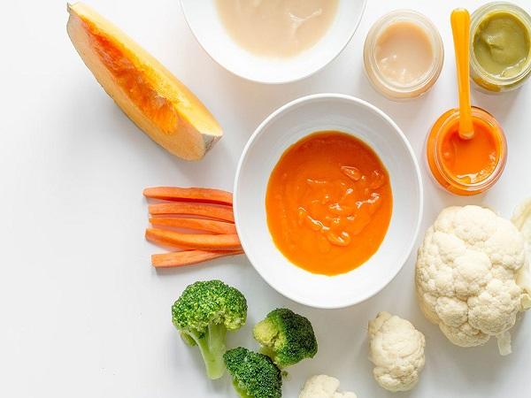 Cách nấu cháo cho bé ăn dặm 6 tháng: Những điều cha mẹ nên biết giúp con nhanh tăng cân - Ảnh 3