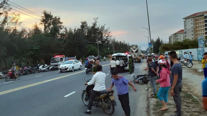 Nữ công nhân bị xe bồn kéo lê gần 20 mét, tử vong thương tâm trên đường đi làm về gần đến nhà - Ảnh 3