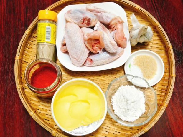 Công thức đơn giản làm cánh gà nướng bơ tỏi thơm ngon, béo ngậy - Ảnh 1