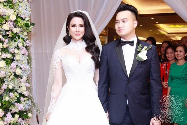 Ai cũng choáng khi ngó thực đơn tiệc cưới hoành tráng của Diệp Lâm Anh với chồng thiếu gia - Ảnh 1