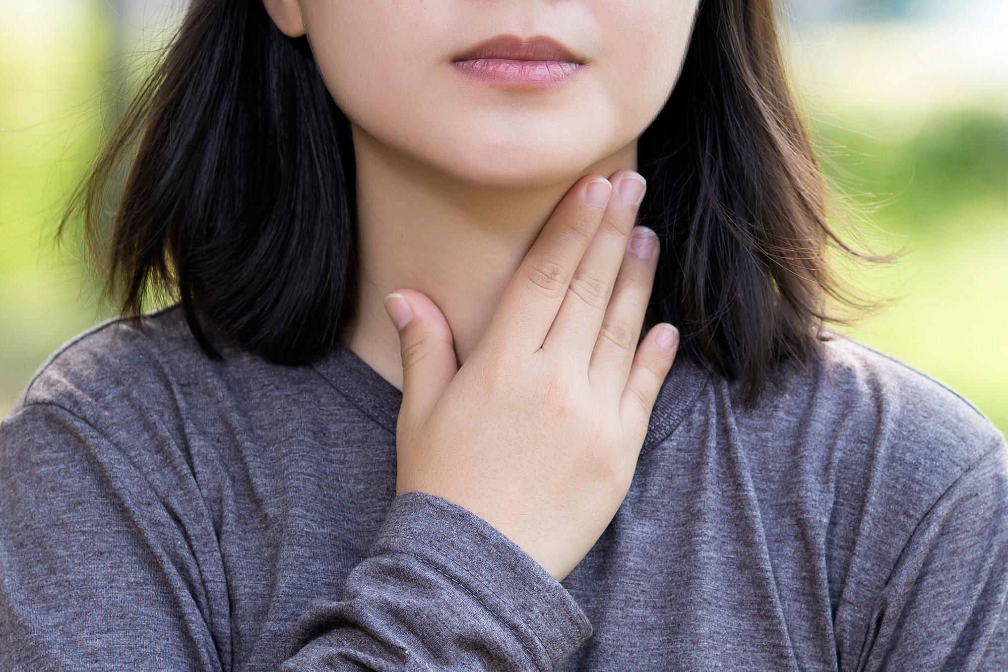 Đừng để ung thư tuyến giáp giai đoạn cuối mới phát hiện vì bỏ qua những dấu hiệu này - Ảnh 1