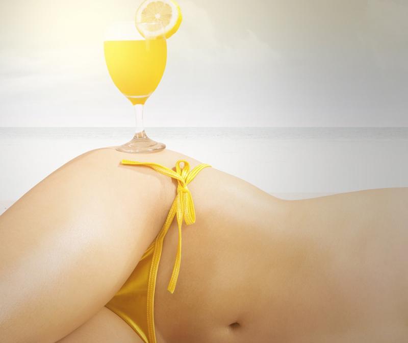 'Mịn bụng' tức thì nhờ 8 cách trị rạn da cho nàng tự tin vận bikini gợi cảm - Ảnh 3