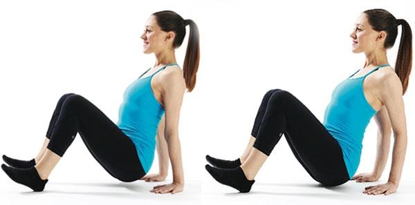 Mỡ bắp tay cũng chỉ là chuyện nhỏ nhờ những bài tập giảm béo cực đơn giản này tại nhà - Ảnh 1