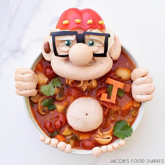Những đĩa cơm ngộ nghĩnh đảm bảo lũ trẻ thích mê, giúp các mẹ biến việc cho con ăn không trở thành 'cuộc chiến' - Ảnh 1