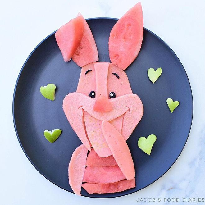 Những đĩa cơm ngộ nghĩnh đảm bảo lũ trẻ thích mê, giúp các mẹ biến việc cho con ăn không trở thành 'cuộc chiến' - Ảnh 3