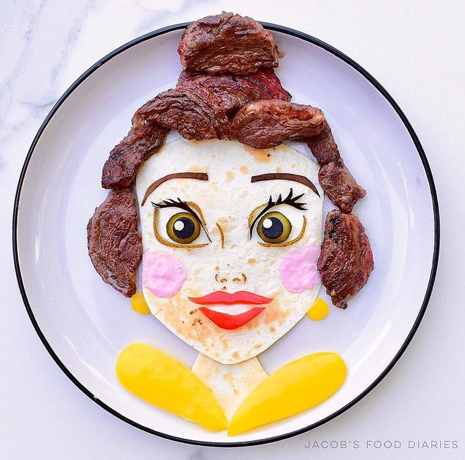 Những đĩa cơm ngộ nghĩnh đảm bảo lũ trẻ thích mê, giúp các mẹ biến việc cho con ăn không trở thành 'cuộc chiến' - Ảnh 8