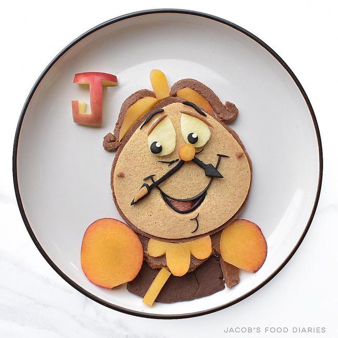 Những đĩa cơm ngộ nghĩnh đảm bảo lũ trẻ thích mê, giúp các mẹ biến việc cho con ăn không trở thành 'cuộc chiến' - Ảnh 9