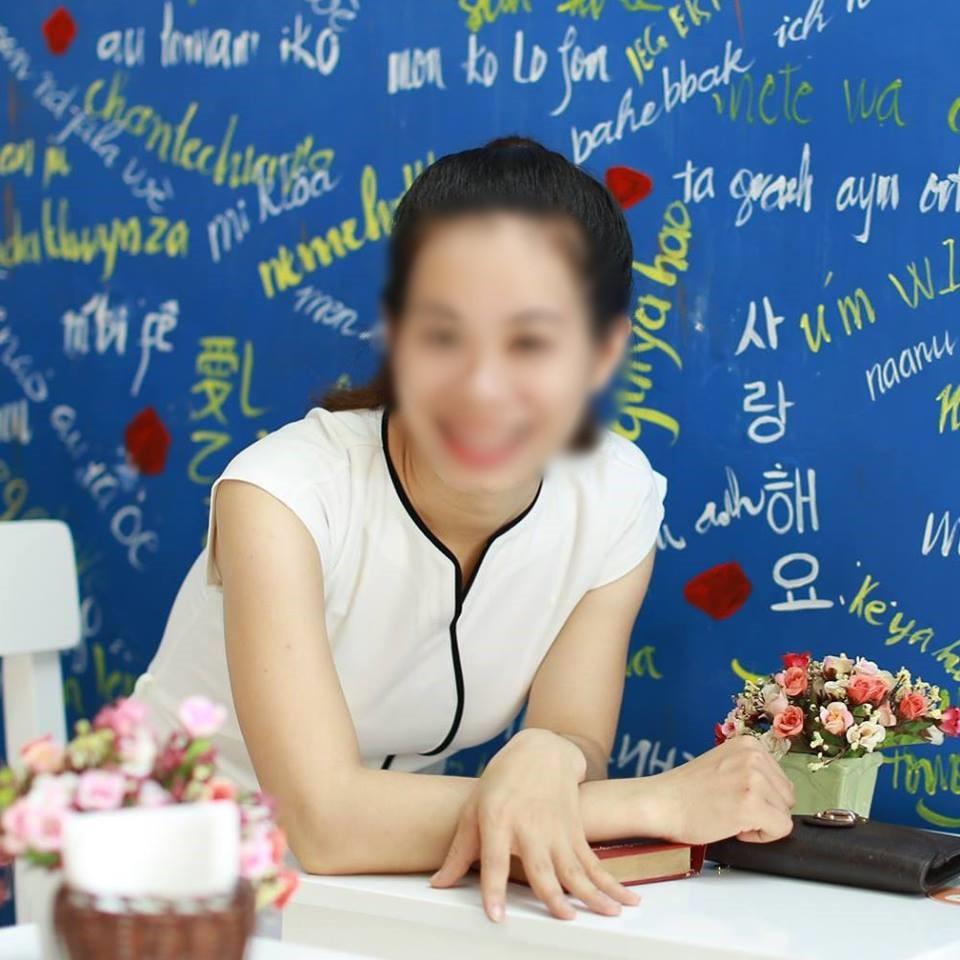 Sở GD-ĐT Hà Nội vào cuộc xác minh clip cô giáo tiếng Anh xưng hô mày - tao, chửi học viên là 'con lợn' vì 100k tiền phạt - Ảnh 1