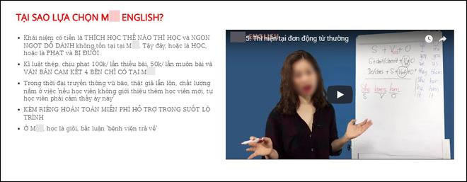 Trung tâm tiếng Anh có cô giáo mắng chửi học viên là 'con lợn' tự giới thiệu: Học là giỏi, bất luận 'bệnh viện trả về' - Ảnh 2