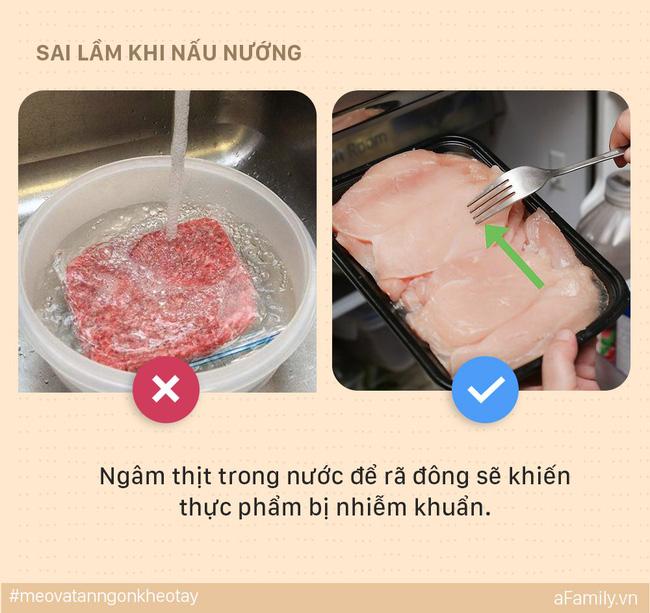 5 sai lầm mẹ dễ mắc khi nấu ăn có thể khiến cả nhà bị ung thư, đến lúc biết thì e đã muộn - Ảnh 5