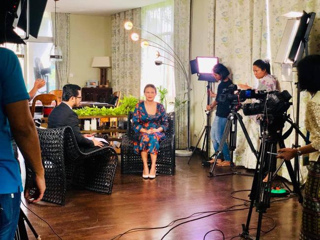 Vợ mới của chồng cũ Hồng Nhung lộ vòng 2 lớn bất thường sau 1 tháng tái hôn - Ảnh 3