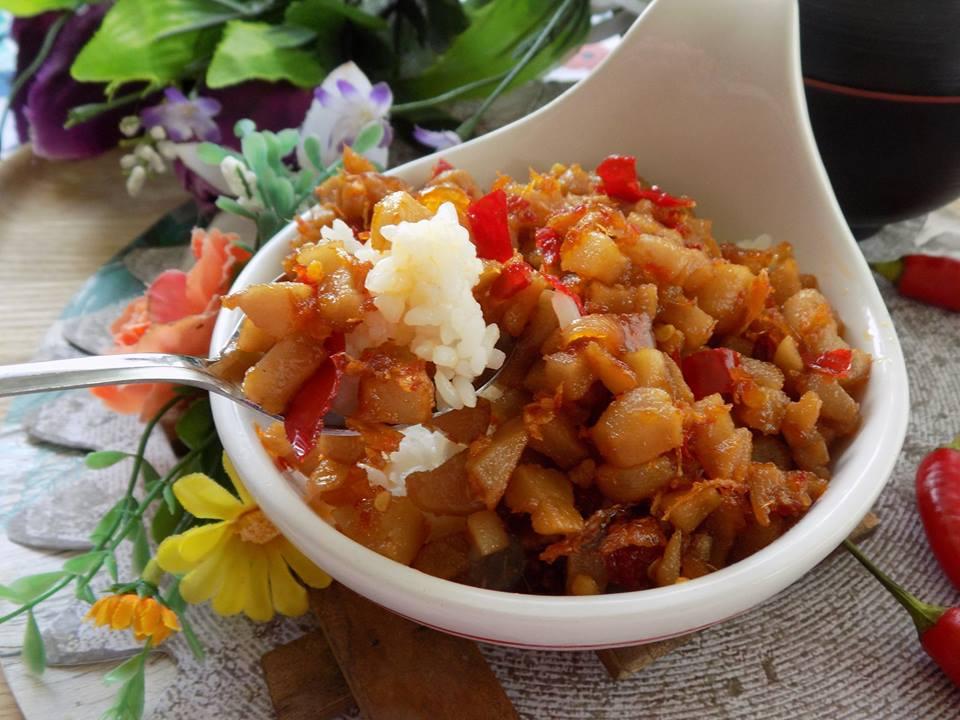 Cách làm món tóp mỡ chua ngọt ăn kèm cơm ngon hết ý - Ảnh 1
