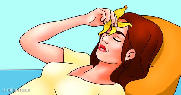 8 mẹo làm đẹp hữu ích với vỏ chuối không nhiều người biết - Ảnh 7