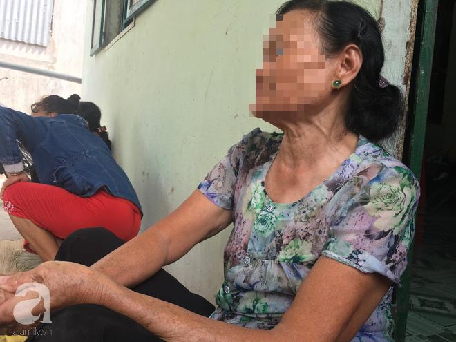 Bà nội bé gái 10 tuổi nghi bị bố ruột hiếp dâm nhiều lần ở Long An: Con bé sợ cả nhà bị bố giết nên nào dám kể cho ai nghe - Ảnh 3